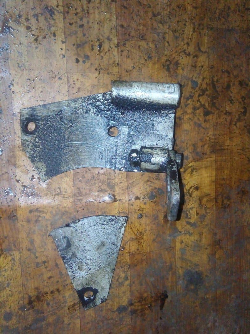 установка кронштейна рефрижератора