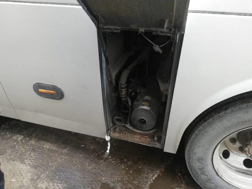 ремонт автобусных вебасто с выездом